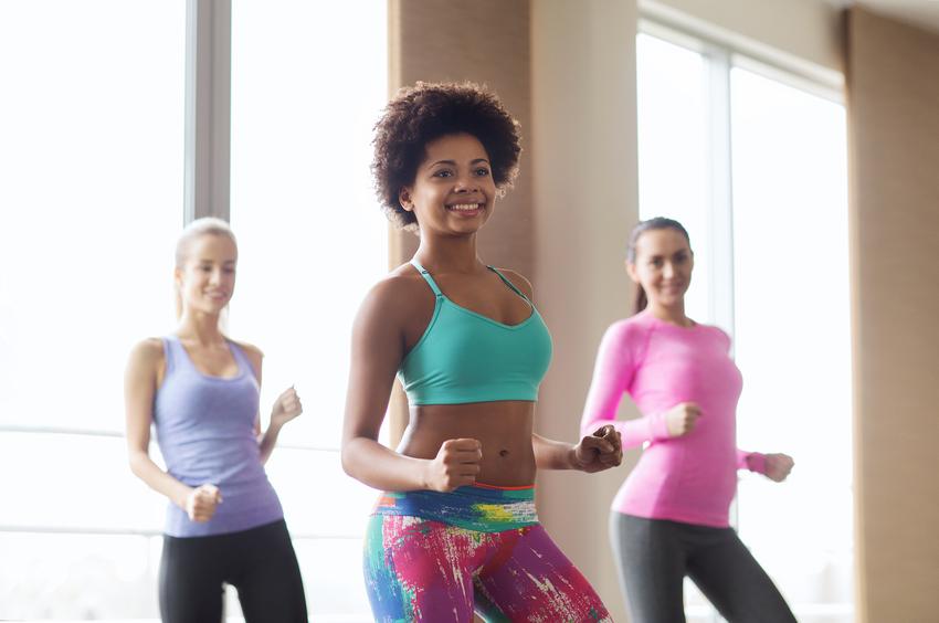 De här dansformerna håller dig i form!